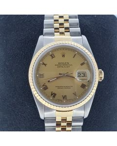 Preowned Rolex Datejust 36