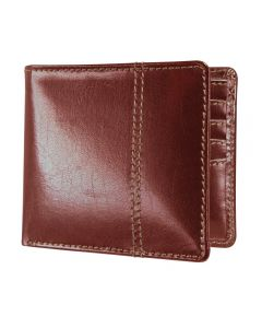 Nettletons Chestnut Brown Wallet