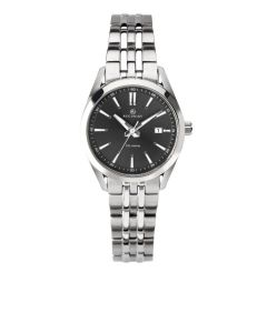 Accurist Ladies Black Signature Watch