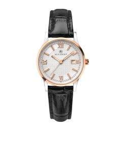 Accurist Ladies Rose Gold Signature Watch
