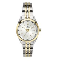 Accurist Ladies Two Colour Watch face dial