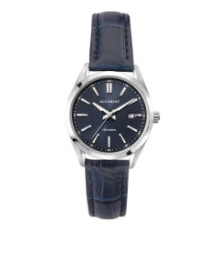 Accurist Ladies Blue Strap Watch