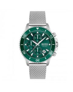 BOSS Gents Admiral Stainless Steel Watch