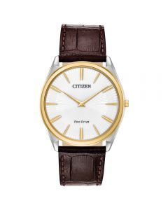 Citizen Eco Drive Stiletto Mens Strap Wristwatch