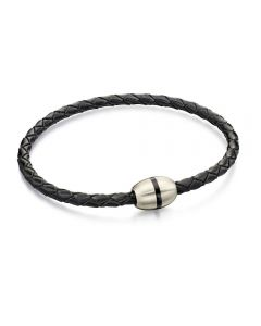 Fred Bennett Skinny Leather Bracelet