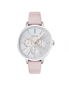 Ladies BOSS Symphony Pink Watch by HUGO BOSS