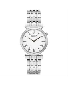 Ladies Bulova Stainless Steel Watch