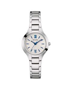 Bulova Ladies Classic Round Watch