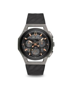 Men's Bulova Curv Chronograph Watch
