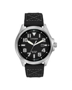 Citizen Military Men's Eco Drive Watch