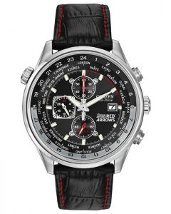 Citizen Gents Red Arrow Chronograph Watch