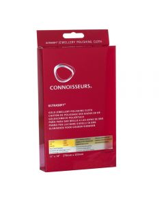 Gold Cleaning Cloth by Connoisseurs