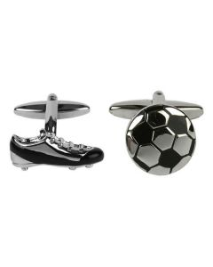 Dalaco Football Cufflinks
