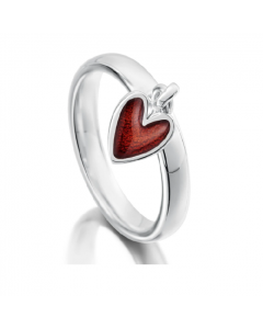 Sheila Fleet Secret Hearts Ring