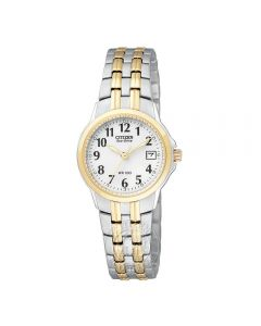 Citizen Ladies Two Tone Silhouette
