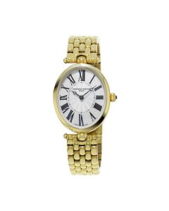 Frederique Constant Ladies Art Deco Gold Watch
