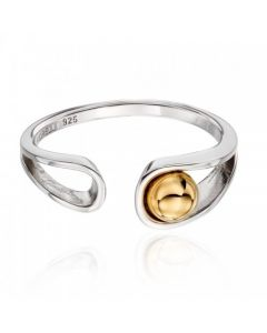 Fiorelli Ribbon Ball Ring