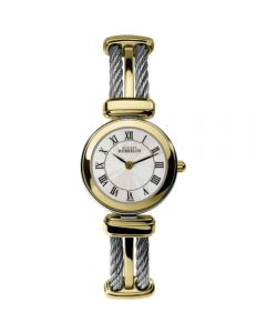 Michel Herbelin Two-Tone Cable Watch