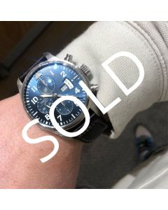 Preowned IWC Pilot Le Petit Prince Gents Watch