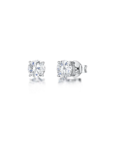 Jools By Jenny Brown 7mm Cubic Zirconia Studs