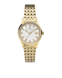 Accurist Ladies Gold Tone Watch