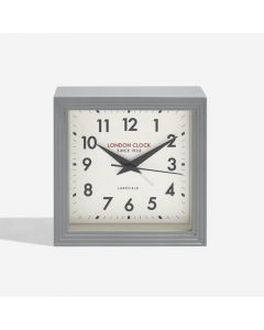 London Clock Express Mantle/Alarm Clock