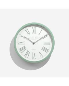 London Clock Company Alice Green Wall Clock