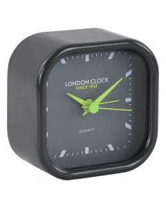 London Clock Company Grey Bang Alarm Clock