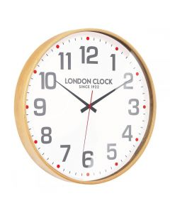 London Clock Large Boho Wall Clock