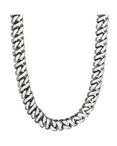Fred Bennett Flat Link Chain Necklace