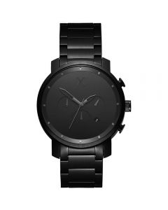 MVMT Chrono Black Link Men's Watch