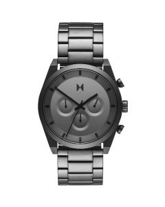 MVMT Element Chrono Carbon Grey Mens Watch