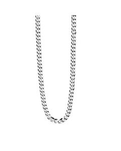 Fred Bennett Diamond Curb Cut Stainless Steel Chain