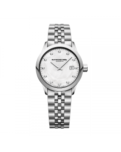 Raymond Weil Freelancer Ladies Stainless Steel Watch