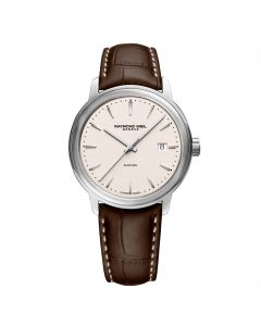 Raymond Weil Maestro Automatic Brown Watch