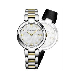 Raymond Weil Shine Ladies Two Tone Watch product image