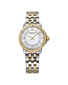 Raymond Weil Tango Ladies Two Tone Watch product image