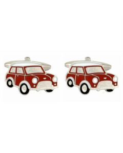 Dalaco Red Mini Cufflinks product image