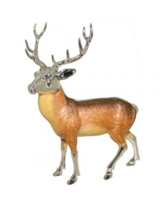 Saturno Animals Very Large Deer Figurine