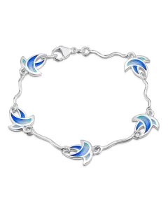 Sheila Fleet Summer Splash Bracelet