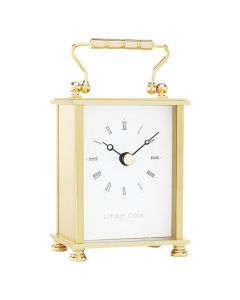 London Clocks Solid Brass Carriage Clock