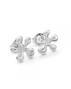 Lucy Quartermaine Large Splash Studs