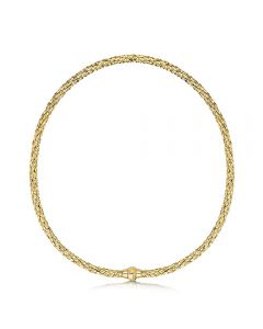Chimento Classic Stretch Collarette Necklace