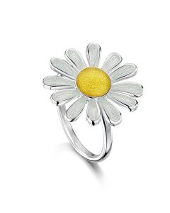 Sheila Fleet Daisies Ring