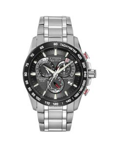 Citizen Eco-Drive Gents Perpetual Chronograph A‑T Watch