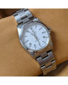 Rolex Airking Oyster Perpetual Watch, Pre-Owned
