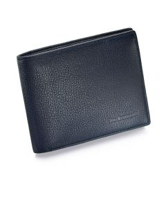 Fred Bennett Blue Leather Wallet