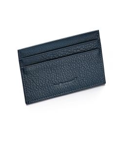 Fred Bennett Blue Leather Cardholder