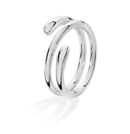Lucy Quartermaine Coil Drop Ring