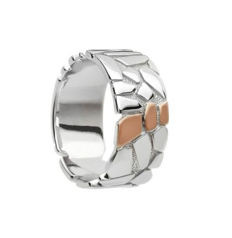 House Of Lor Oreon Ring with irish gold